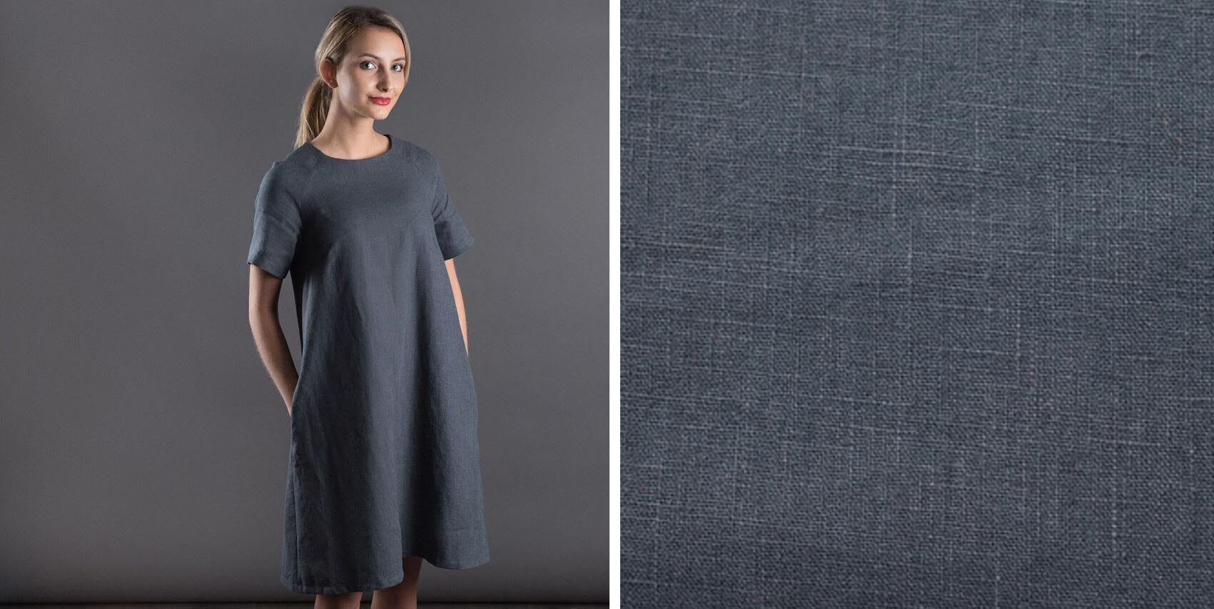 New Raglan Dress – The Avid Seamstress