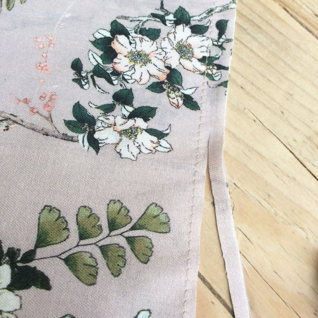 Tutorial- How to sew a French Seam | Dragonfly Fabrics