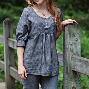 Sew Liberated - Esme Top Sewing Pattern