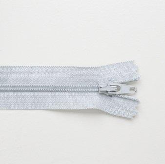 Regular Zip Light Grey 55cm
