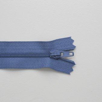 Regular Zip Slate Blue 55cm