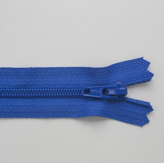 Regular Zip Royal Blue 55cm