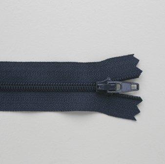 Regular Zip Navy 55cm