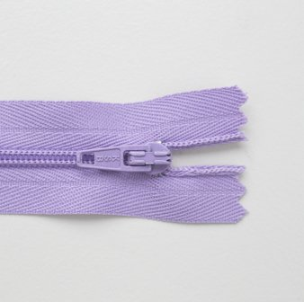 Regular Zip Lilac 55cm