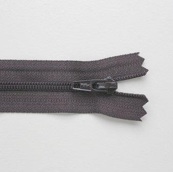Regular Zip Brown 55cm