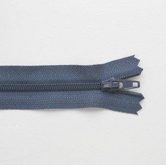 Regular Zip Dark Grey 20cm