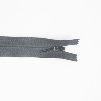 Concealed Zip Mid Grey 20cm