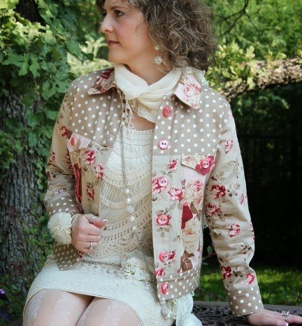 Serendipity Studio - The Jordan Jacket Sewing Pattern