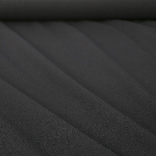 Rio Crepe Fabric - Black