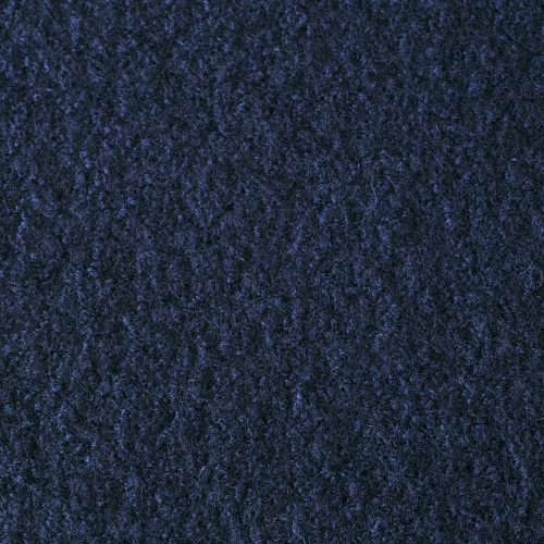 Boiled Wool Fabric - French Navy