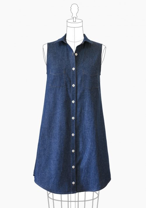 Grainline Studio - Alder Shirtdress Sewing Pattern