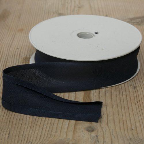 Bias Binding 25mm - black