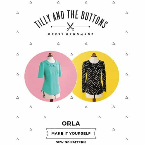 Tilly and the Buttons - Orla Sewing Pattern