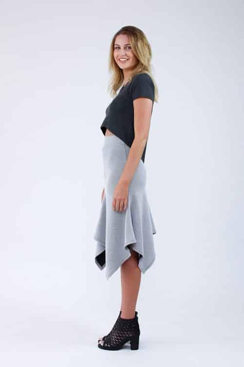 Megan Nielsen - Briar Sweater and Tshirt Sewing Pattern