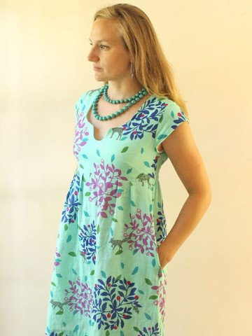 Made By Rae - Washi Dress Sewing Pattern