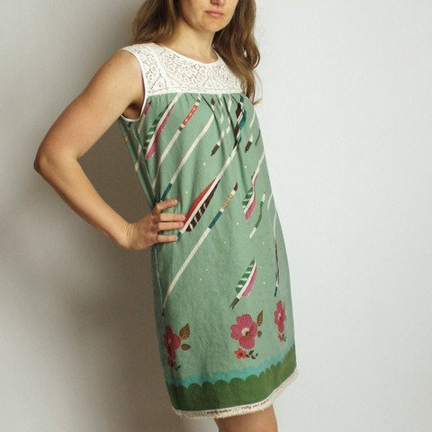 Made By Rae - Ruby Dress & Top Sewing Pattern