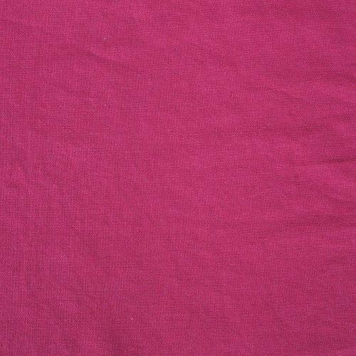 Linen Cotton Blend Dress Fabric - Sunset