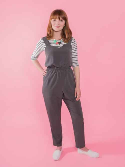 Tilly & The Buttons Marigold Jumpsuit