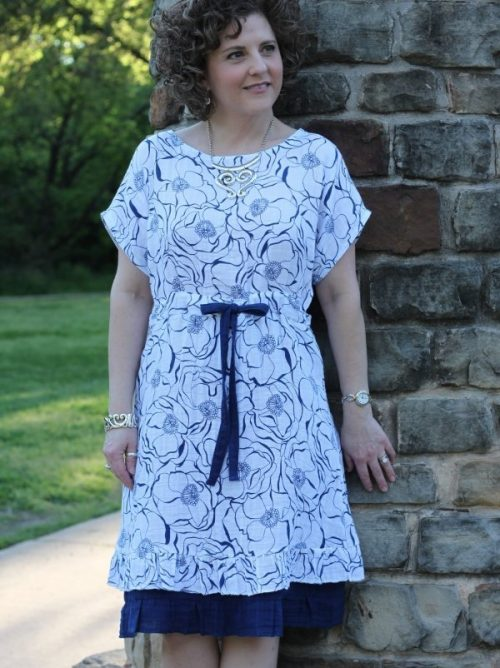 Serendipity Studio - The Heidi Dress Sewing Pattern