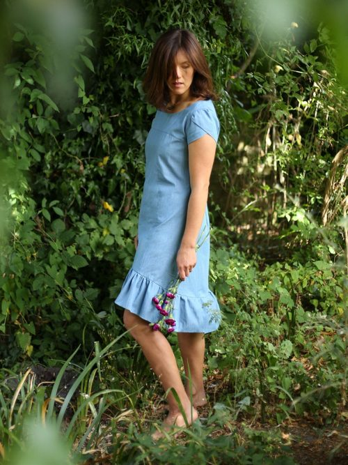 Gather - The Azaire Top & Dress Sewing Pattern