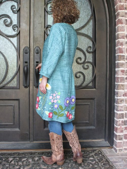 Serendipity Studio - The Jade Jacket Sewing Pattern