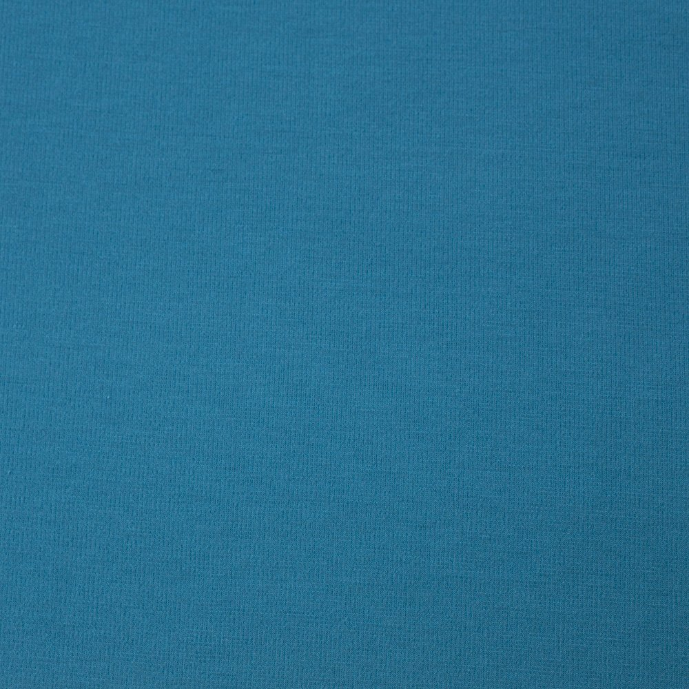 Ponte Roma Jersey Teal Dragonfly Fabrics Quality