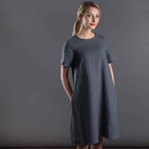 The Avid Seamstress - The Raglan Adult Dress & Top