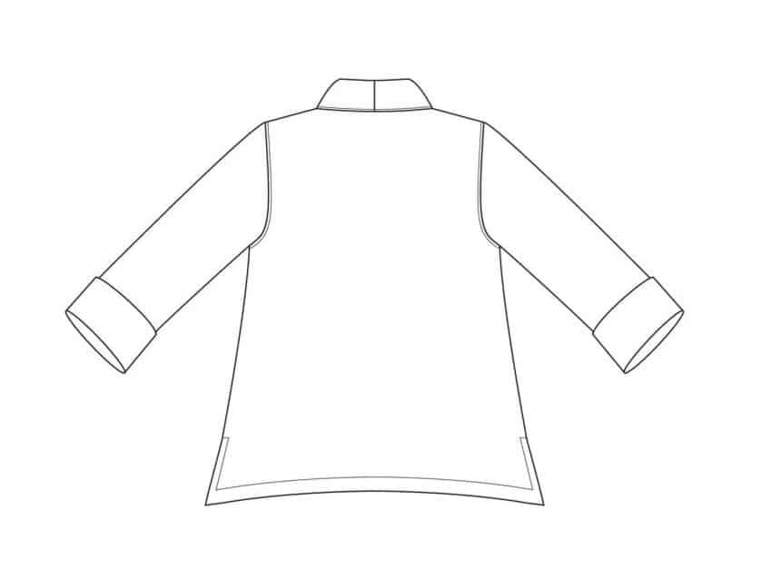 Sewing Workshop - Tremont Jacket Sewing Pattern   Dressmaking Pattern