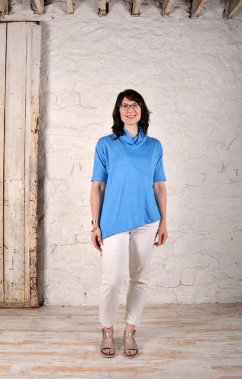 Sewing Workshop - Barcelona Top Sewing Pattern
