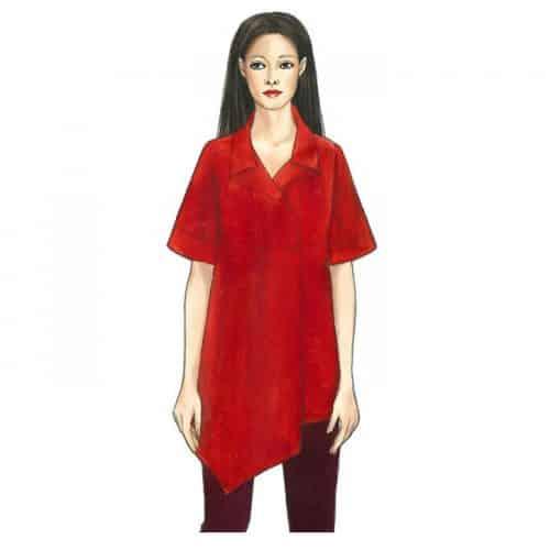 Sewing Workshop - San Diego Tunic Top & Jacket Sewing Pattern