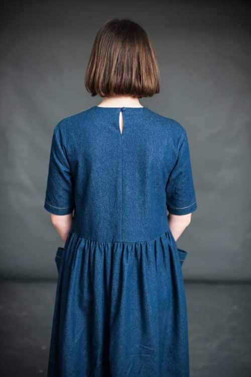Merchant & Mills - The Ellis & Hattie Sewing Pattern