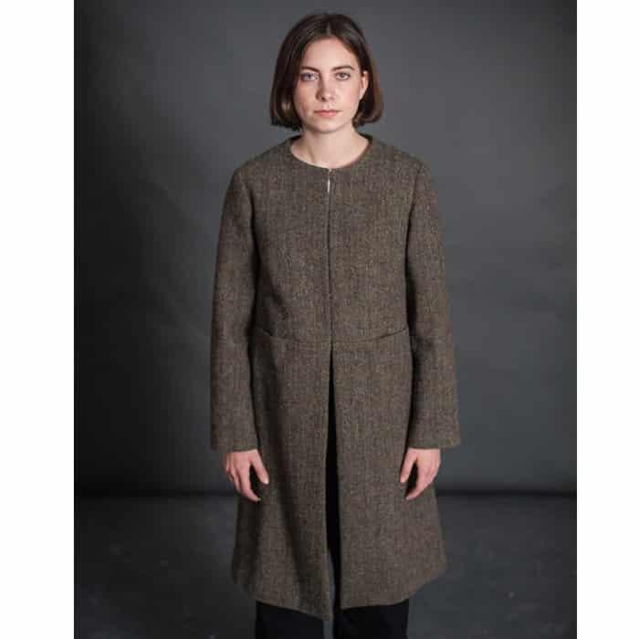 Merchant & Mills Strand Coat Sewing Pattern