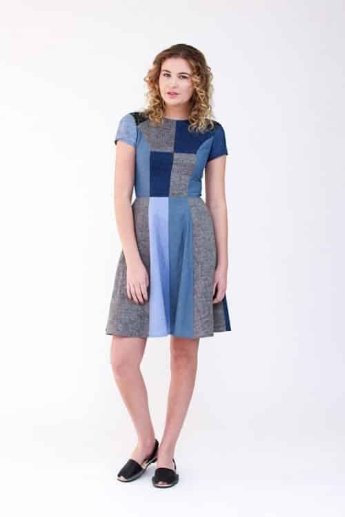 Megan Nielsen - Karri Dress Sewing Pattern
