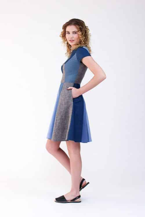 Megan Nielsen - Karri Dress Sewing Pattern