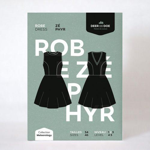 Deer & Doe - Zephyr Dress Sewing Pattern