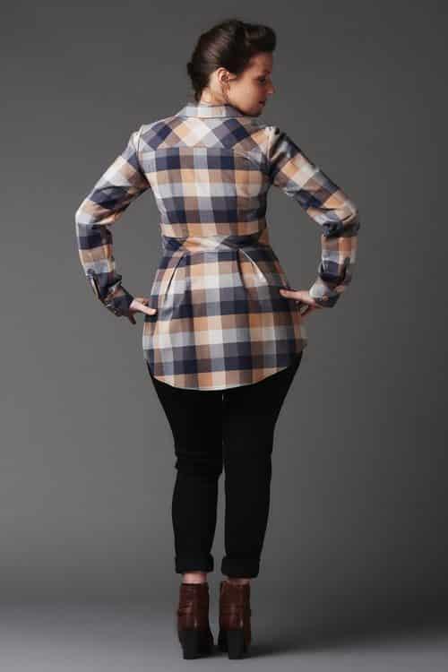 Deer & Doe - Bruyere Shirt Sewing Pattern