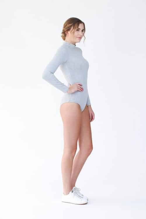 Megan Nielsen - Rowan Bodysuit & Tee Sewing Pattern