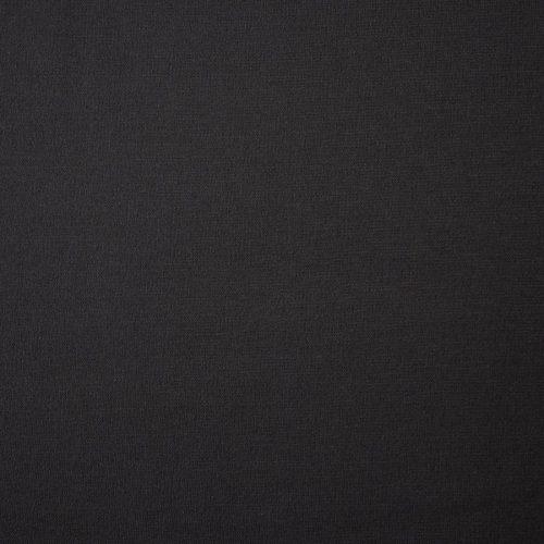Ponte Roma Jersey Dress Fabric - black