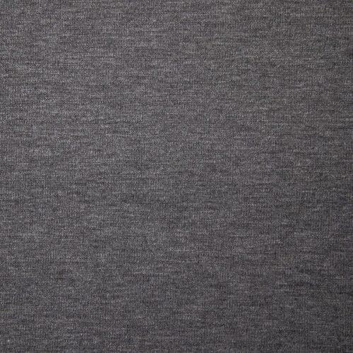 Ponte Roma Jersey Dress Fabric - marl grey