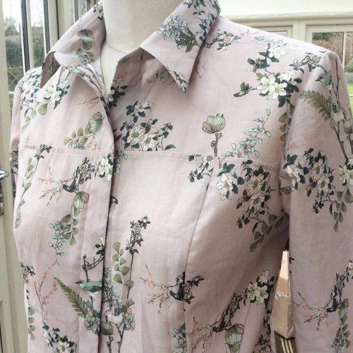 Lady McElroy Cotton Lawn - Spring Serenade