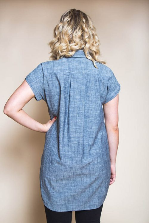 Closet Case Files - Kalle Shirt and Dress Sewing Pattern