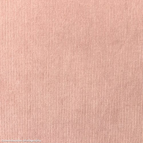 needlecord dusky pink