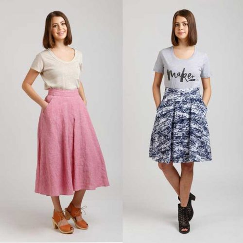Tania Culottes Sewing Pattern