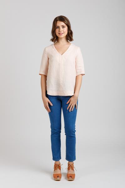 Megan Nielsen - Dove Blouse Sewing Pattern