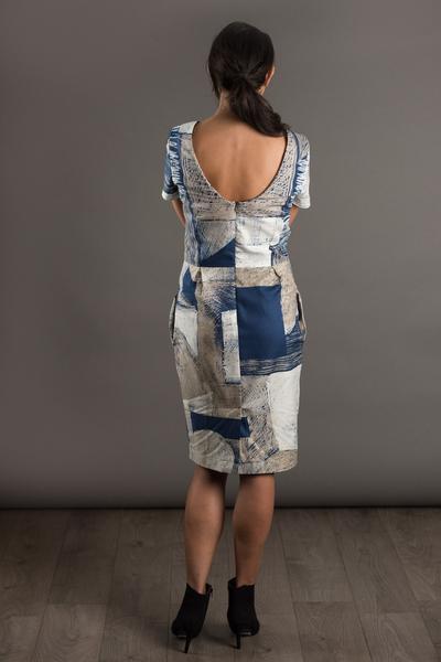The Avid Seamstress- The Shift Dress