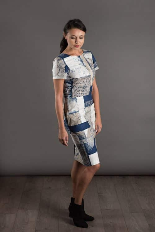 The Avid Seamstress Shift Dress