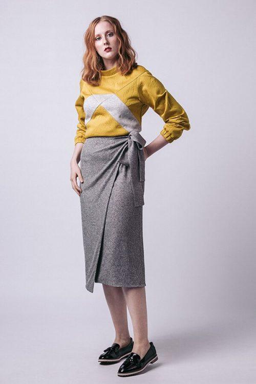 Named - Tierra Wrap Skirt
