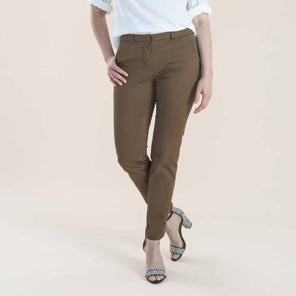 Closet Case Files Sasha Trousers Sewing Pattern