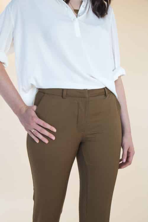 Closet Case Files - Sasha Trousers Sewing Pattern