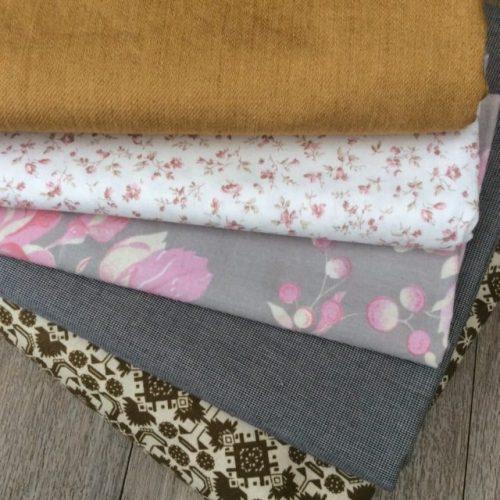 Mixed Fabric Bundle 1.5 kg